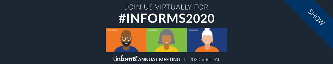 INFORMS Annual 2020