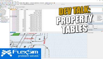 Dev Talk: Property Tables