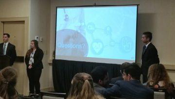 SHS/FlexSim student presentation