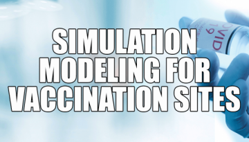 Simulation Modeling for COVID-19 Vaccination Sites