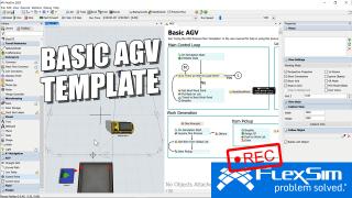Basic AGV Template