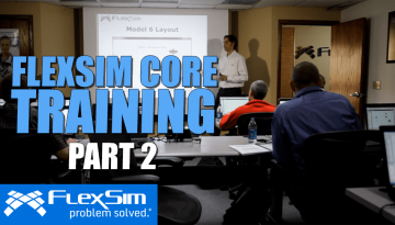 FlexSim Core Training: Part 2