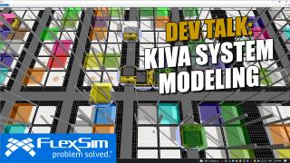 Dev Talk: Kiva System Modeling