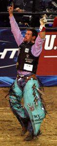 Tony Mendes, Bull Rider