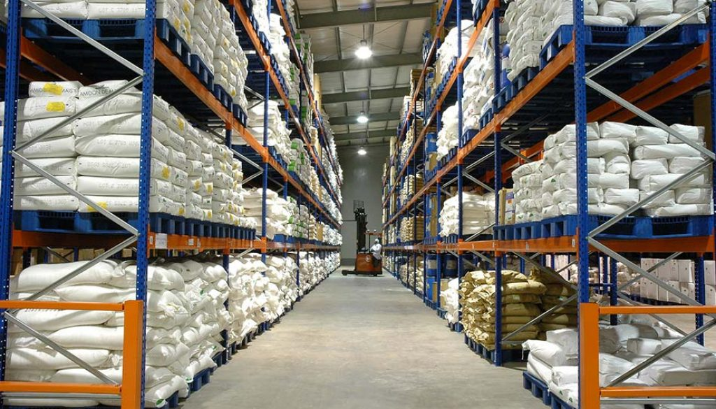 Warehouse Inventory Optimization