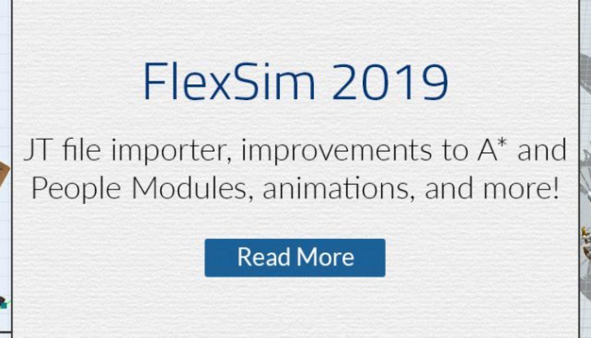 FlexSim 2019