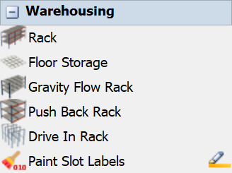 FlexSim 2019 Update 2: Storage Objects