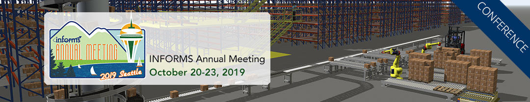Informs Annual Meeting 2019
