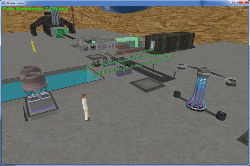 Zombie Game Screenshot