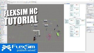 FlexSim HC 2020 Tutorial
