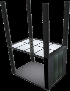 elevator bank simulation