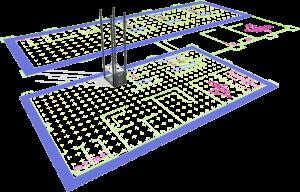 multi floor plan